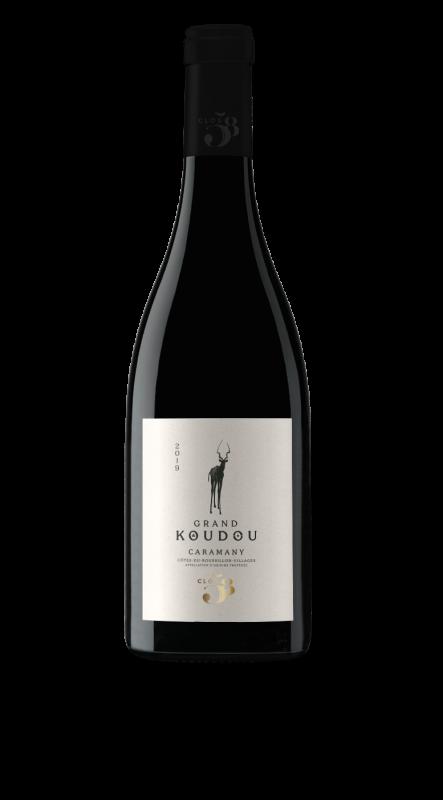 Grand Koudou Vins Caramany Clos 58 Roussillon