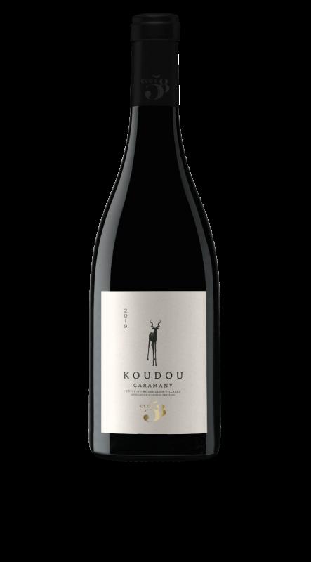 Koudou wine Caramany Clos 58 Roussillon
